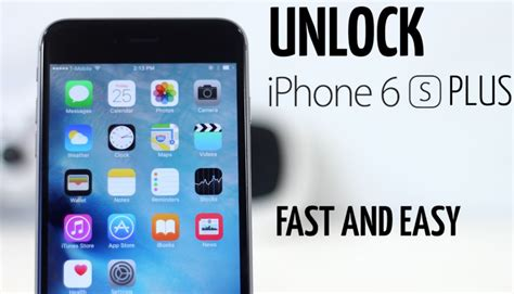 t mobile unlock iphone how to unlock iphone 6s plus at t t mobile verizon any gsm carrier
