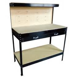 work benches at lowes toolmaster 1 drawer wood work bench lowe s canada