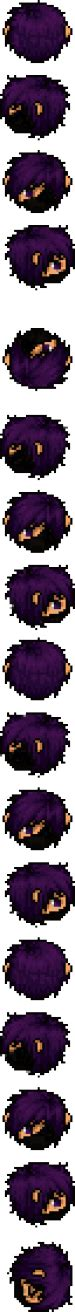 graal head and templates boy heads