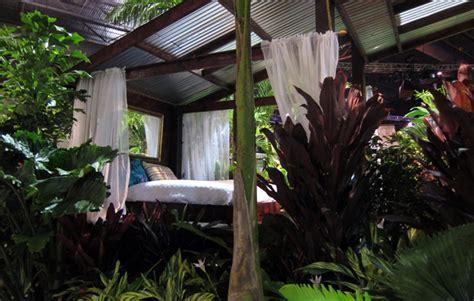 outside bedroom outdoor rooms and veggie gardens hawaiian style urban
