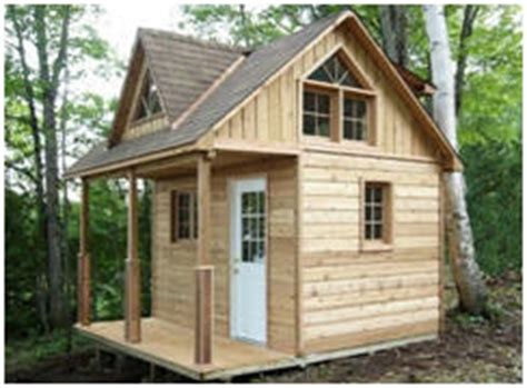 Do It Yourself Cabin Kits by Do It Yourself Buildings Small Building Plans Projects