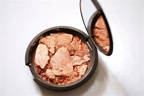 Colourpop Rom Pressed Powder Cheek Blush Pan Only becca chagne pop shimmering skin perfector pressed my