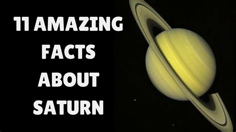 pics for gt saturn facts