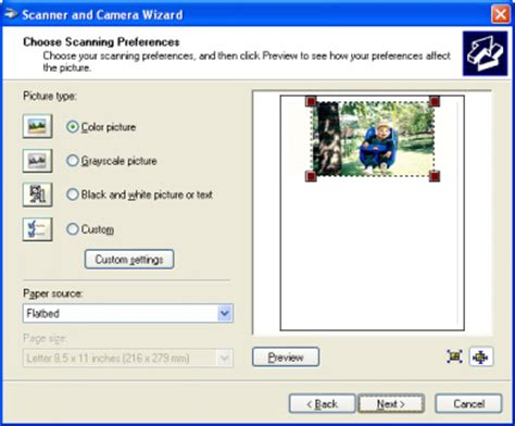 scan program wia scanners scanner software and scanning tips for the
