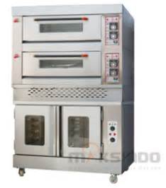 Oven Gas Di Malang jual mesin combi deck oven proofer di malang toko