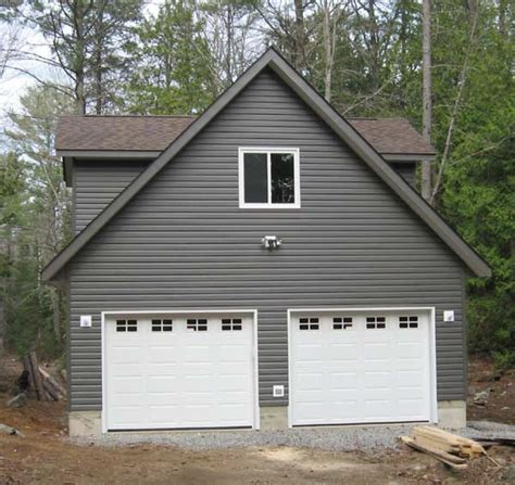 Garages With Lofts | one car garage with loft quotes