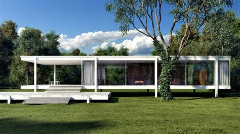 Farnsworth House | farnsworth house battibecco