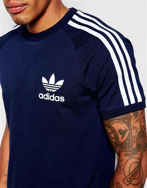 Tshirt Adidas Reutro Navy adidas originals navy t shirt