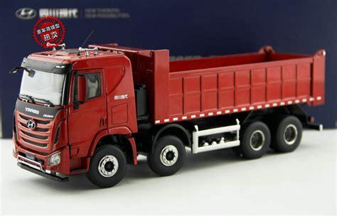 Diecast Automaxx Dump Truck 160 1 36 scale model hyundai trago xcient dump truck diecast model truck scale model truck
