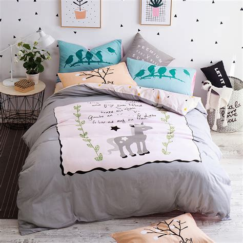 unicorn bedding twin online get cheap unicorn bedding full aliexpress com