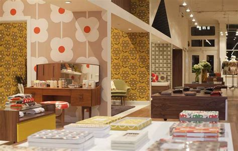 Lewis Kitchen Furniture by Orla Kiely New York Store Mercer Street Shop E Architect