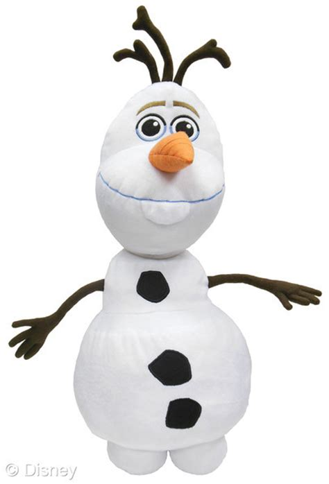 Olaf Pillow by Disney S Frozen Clothing And Toys Arriving In Stores