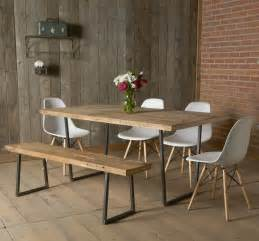 Home Goods Leather Chairs Buy A Custom Made Brooklyn Modern Rustic Reclaimed Wood