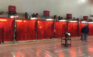 welding shield curtain welding booth curtains for sale custom weld safety material