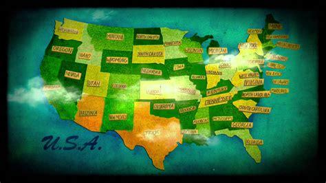 usa height map united states map wallpaper wallpapersafari