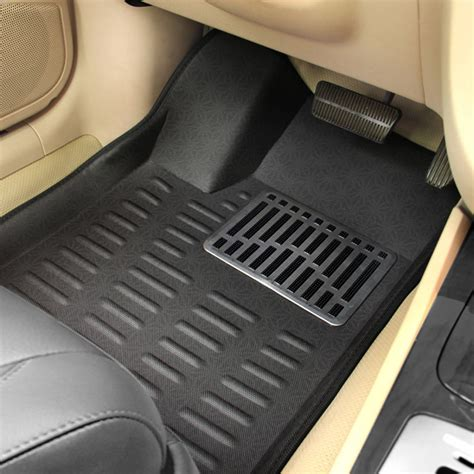 renault duster 4d car mat black