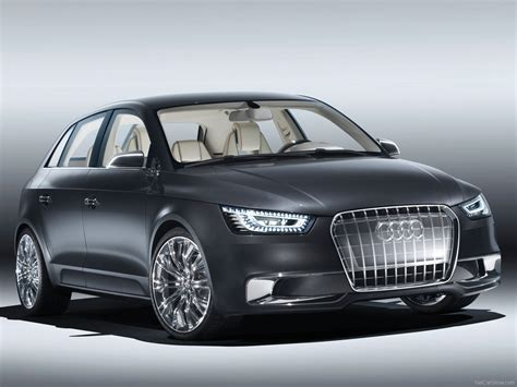 Audi A1 Sportback Concept picture # 04 of 74, Front Angle, MY 2008, 1600x1200