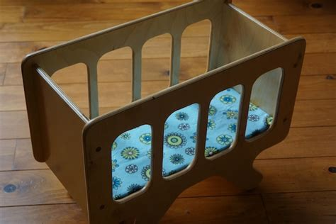 woodworking plans cradle plans   zanypel