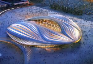who s building qatar 2022 fifa world cup stadiums