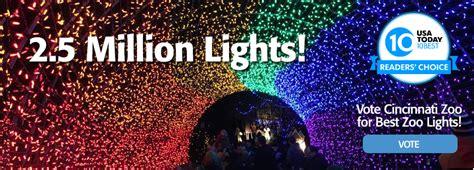 Overlays Share Tweet Cincinnati Zoo Festival Of Lights Discount Tickets