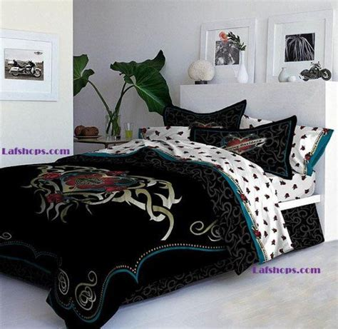 motorcycle bedding 23 best images about harley bedding on pinterest harley