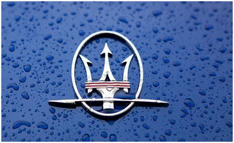 maserati logo le logo maserati les marques de voitures