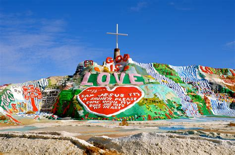 Florida Cool by Salvation Mountain Niland Ca 171 Roads America