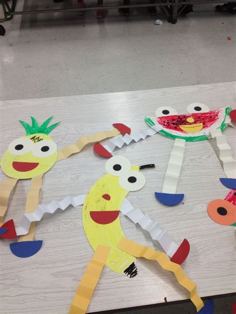 healthy food crafts for 25 best ideas about preschool food crafts on