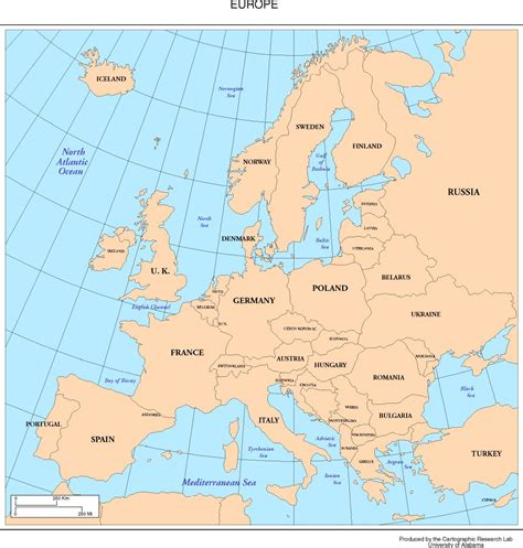 map of europe picture europe map with cities blank outline map of europe