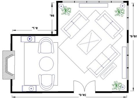 L Shaped Room Furniture Placement by L Shaped Living Room Arrangement Small Space Furniture Layout On L Shaped Living Room And Dining