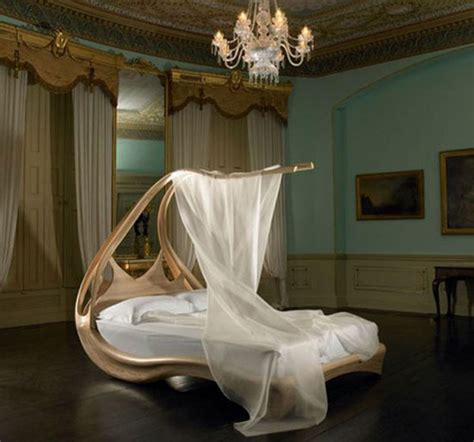 Luxury Canopy Bed | luxury bed canopy system iroonie com