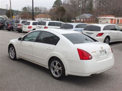 nissan maxima 3 5 se buy used 2005 nissan maxima 3 5 se v6 runs drives v