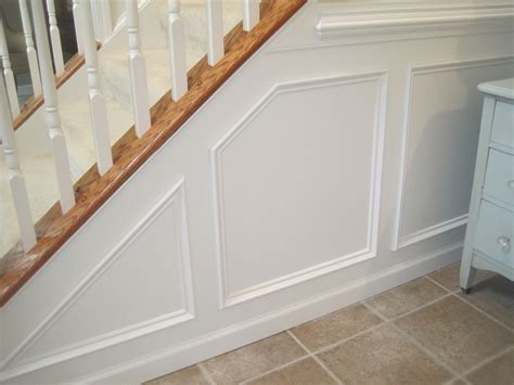 Wainscoting Tips designed to dwell tips for installing chair rail wainscoting