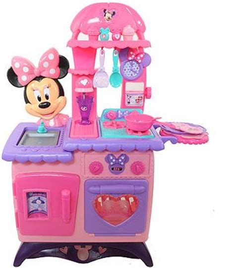 Flippin Kitchen by Minnie Mouse Bow Tique Flippin Kitchen Just Play