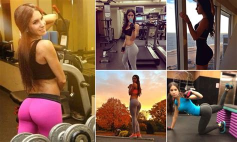 Read Vanity Fair Online Jen Selter Is Instagram Hit With Amazing Rear End And 1 3