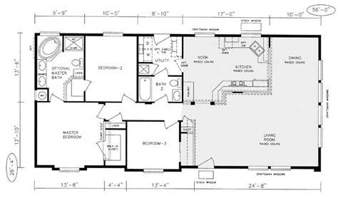 chion manufactured home floor plans chion modular