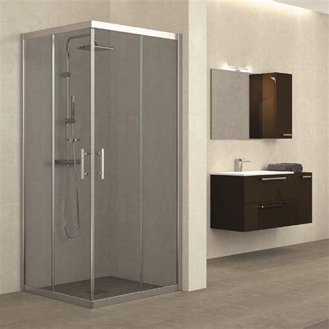 box doccia tre lati leroy merlin il box doccia 232 funzionale bello e sicuro per un totale