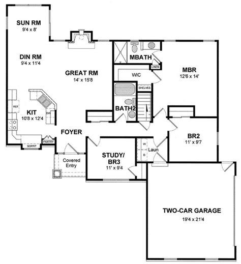 ranch house plans jamestown 30 827 associated designs 75 best new construction images on pinterest exterior