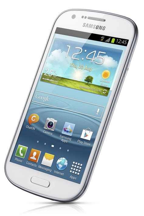 Samsung 4 Inch Samsung Releases The 4 5 Inch Galaxy Express Smartphone Slashgear