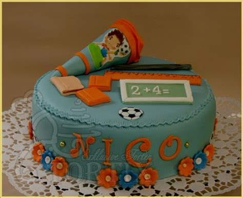 schulanfang torte tortix geschenk f 252 r den erstkl 228 ssler schult 252 te zum