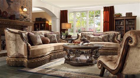 hd 1631 homey design upholstery living room set victorian