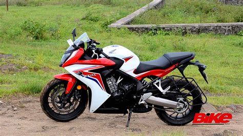 cbr bike honda cbr 650f bike india review