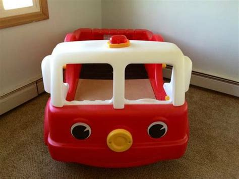 little tikes fire truck bed step 2 fire truck toddler bed sale for sale