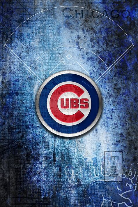 names for chicago cubs fans chicago cubs chicago cubs poster available in by mcqdesign