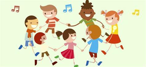 imagenes de niños jugando y bailando zapatillas por detr 225 s canciones infantiles