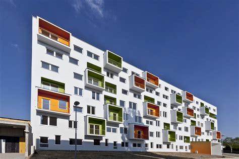 Modern Architecture House by Dornyk Apartments In Bratislava E Architect
