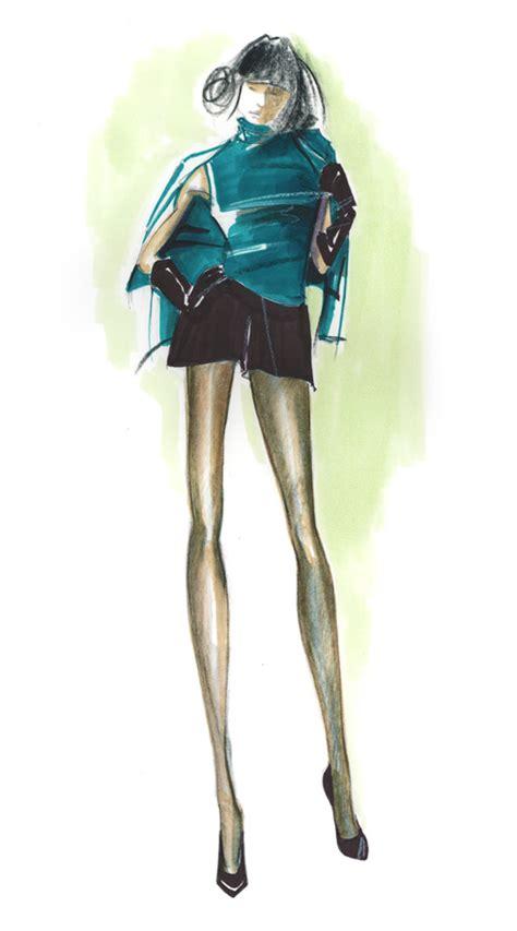 fashion illustration legs the easy road