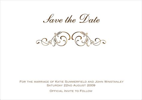 formal wedding save the date cards the formal wedding stationery collection by pink polar