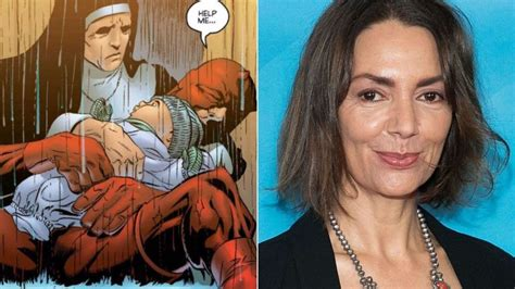 actress who plays the nun in daredevil daredevil season 3 everything you should know geekshizzle