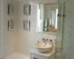 pictures suitable for bathroom walls would these mother of pearl tiles also be suitable or